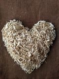 Hemp Hurd Love. This Hemp Hurd has thousands of uses, most common currently in the US being Animal Bedding, Earthfriendly Construction, and large oil soak/ Stock Image