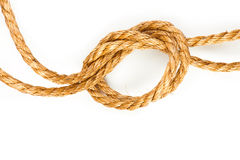 Hemp rope Stock Images