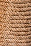 Hemp rope Royalty Free Stock Photo