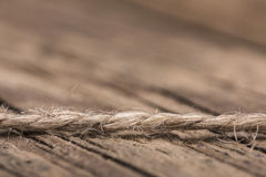 Hemp rope Royalty Free Stock Photo