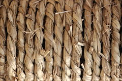 Hemp rope texture Stock Photos
