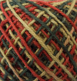 Hemp rope texture for creative design. Colorful hemp rope roll , yarn, thread, string for creative design Royalty Free Stock Photo