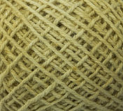 Hemp rope texture for creative design. Colorful hemp rope roll , yarn, thread, string for creative design Royalty Free Stock Images