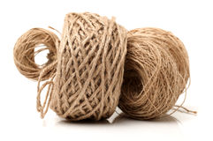 Hemp rope Stock Photography