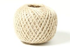 Hemp rope Royalty Free Stock Photography
