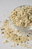 Hemp seeds Stock Images