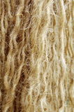 Hemp thread Stock Image