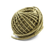 Hemp twine Royalty Free Stock Image