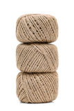 Hemp twine Stock Photos