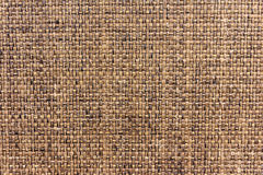 Hemp woven Stock Photography