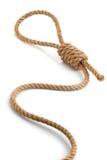 hempen веревочка петли Стоковые Фото