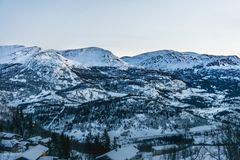 Hemsedal, Norway Royalty Free Stock Photos