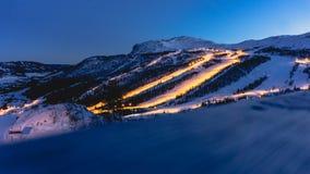 Hemsedal, Norway Royalty Free Stock Photography