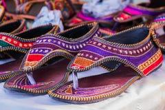 Hemslöjd av Gujarat, Indien Royaltyfria Bilder