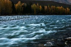 Hemu river Royalty Free Stock Images