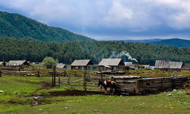 Hemu Village Royalty Free Stock Images