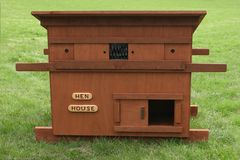 Hen House Royalty Free Stock Images