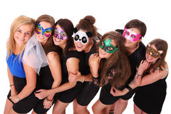 Hen party Royalty Free Stock Photos