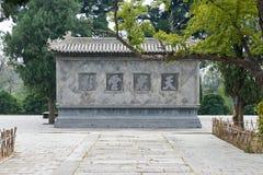 HENAN, CHINA - Nov 04 2015: Huishan Temple(UNESCO World Heritage Royalty Free Stock Images
