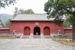 HENAN, CHINA - Nov 04 2015: Huishan Temple(UNESCO World Heritage Royalty Free Stock Photo