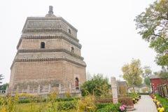 HENAN, CHINA - Nov 15 2015: Pota Pagoda(Fanta Pagoda) . a famous Royalty Free Stock Photos