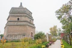 HENAN, CHINA - Nov 15 2015: Pota Pagoda(Fanta Pagoda) . a famous Royalty Free Stock Photography