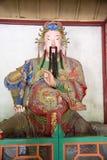 HENAN, CHINA - Oct 30 2015: Statue of Zhuge Zhan at Nanyang Memo Stock Photo