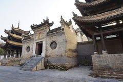 Henan Kina: Forntida byggnader Arkivfoton