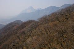 Henan Songshan, porslin Royaltyfria Bilder