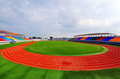Henan Stadium Royalty Free Stock Photo