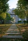 Henan uniwersytet zdjęcia stock