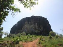 Henannegala della montagna Fotografia Stock