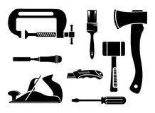 Hend tools vector illustration