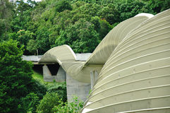 Henderson acena Singapore Foto de Stock Royalty Free