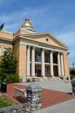Henderson County Courthouse Stock Photography