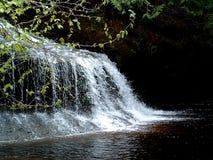 Henderson Falls 2. Henderson Falls in New Brunswick, Canada Stock Photo