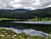 Henderson jezioro Obrazy Royalty Free