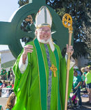 Henderson Saint Patrick-parade Stock Foto's