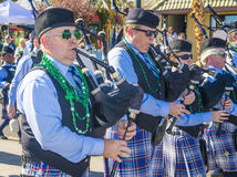 Henderson Saint Patrick-Parade Stockbild
