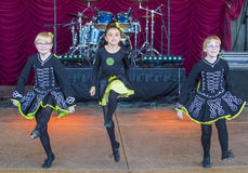 Henderson Saint Patrick-parade Royalty-vrije Stock Foto's