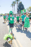 Henderson Saint Patrick-Parade Stockfotografie