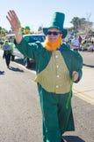 Henderson Saint Patrick-parade Stock Afbeelding