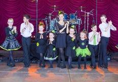 Henderson Saint Patrick-parade Royalty-vrije Stock Fotografie