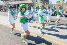 Henderson Saint Patrick parade Stock Photo