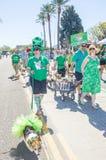 Henderson Saint Patrick parade Stock Photography