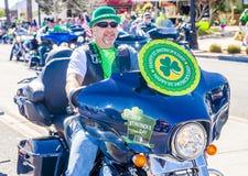 Henderson Saint Patrick parade Stock Image