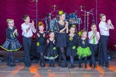 Henderson Saint Patrick parade Royalty Free Stock Images