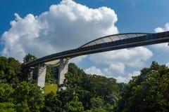 Henderson wave bridge Stock Image