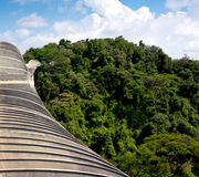 Henderson Waves Bridge, Singapour Photos stock
