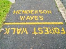 Henderson Waves Forest Park Singapore Imágenes de archivo libres de regalías